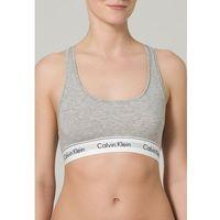 Calvin Klein Underwear MODERN COTTON Biustonosz bustier grey heather z kategorii bielizna sportowa damska