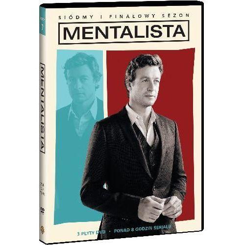 Mentalista, sezon 7 (DVD) - Randy Zisk, John F. Showalter, Chris Long i inni DARMOWA DOSTAWA KIOSK RUCHU - OKAZJE