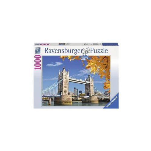Raven puzzle widok na tower bridge marki Ravensburger