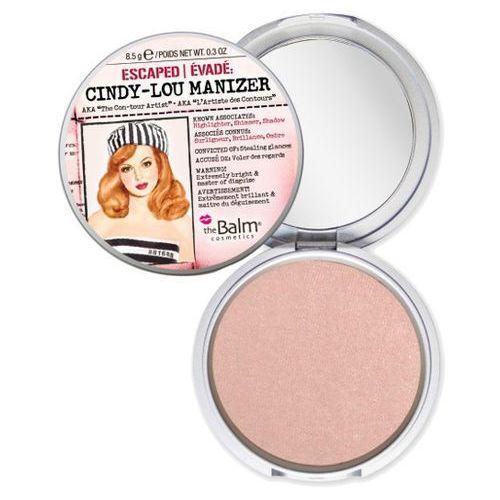 TheBalm Cindy-Lou Manizer - puder rozświetlający 8,5g. Najniższe ceny, najlepsze promocje w sklepach, opinie.