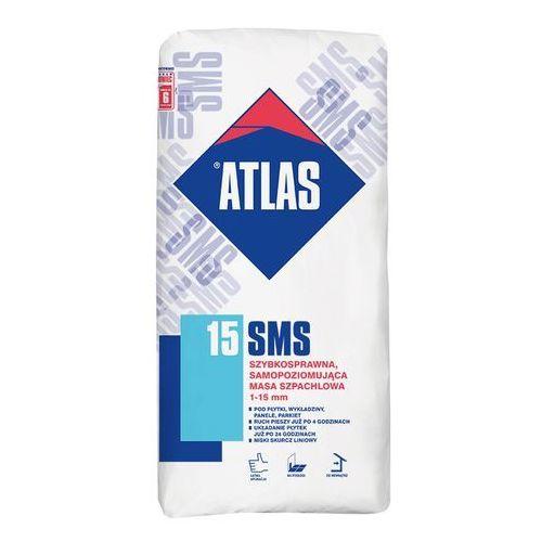 zaprawa sms 15 25kg 1-15mm marki Atlas