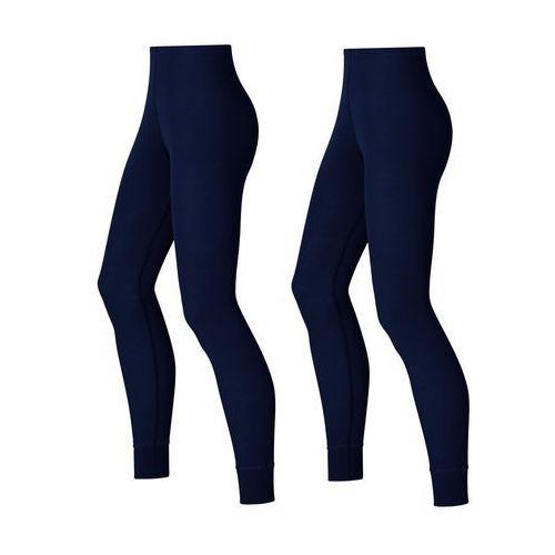 Odlo zestaw legginsów damskich warm blue xl