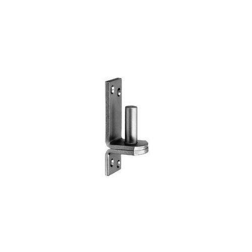 Skobel / zaczep do bram 10 MM na płytce przykręcany (4004338314507)
