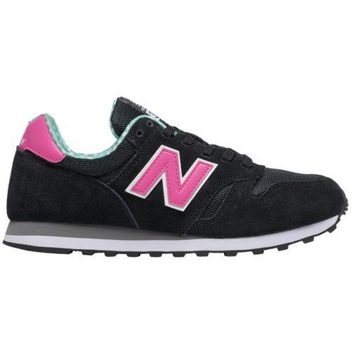 New Balance WL373WPG BLACK, kolor czarny
