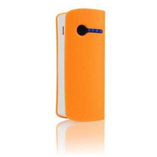 NonStop PowerBank Atto Pomarańczowy 4800mAh - 4800mAh \ Pomarańczowy (5901812993229)