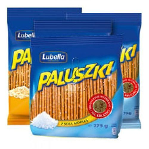 Paluszki  z solą morską 70g marki Lubella