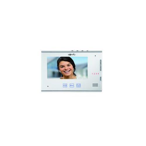 Videodomofon v400 - 7'' do 20% zniżki przy zakupie w naszym sklepie, możliwość płatności przy odbiorze biały marki Somfy