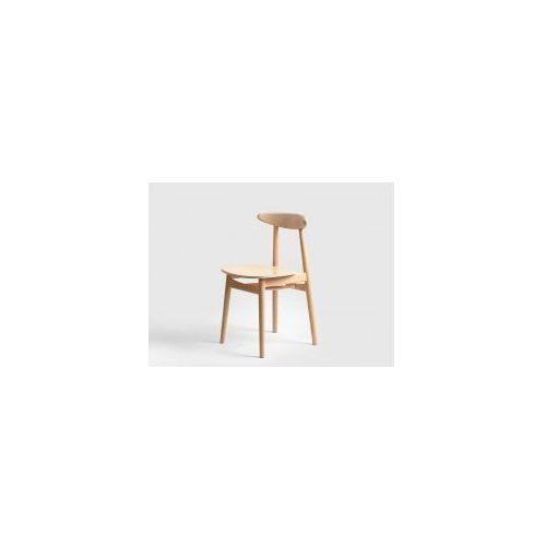 Customform Krzesło drewniane polly- naturalny
