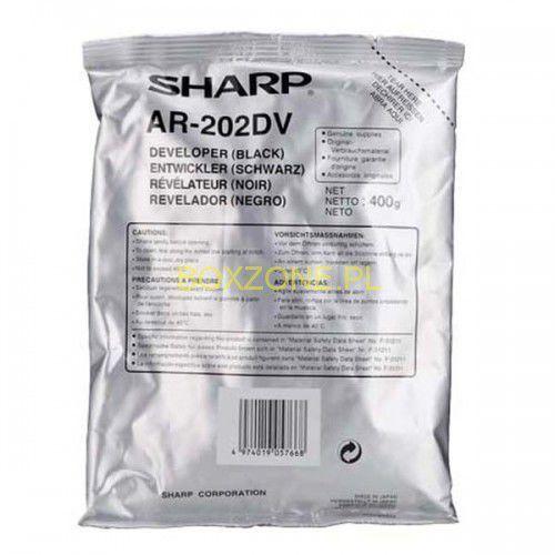 Sharp oryginalny developer AR-202DV, 30000s, Sharp AR-163, 202, 206, 5015, 5120, M160, 205, 5316, 532