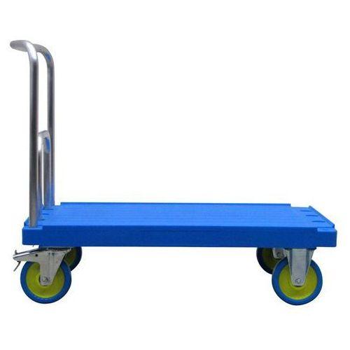 Unbekannt Wózek platformowy do dużych obciążeń, dł. x szer. 1200x800 mm, nośność 1000 kg,