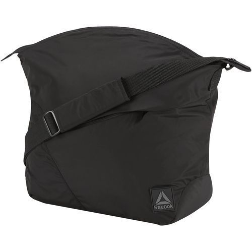 Reebok found shoulder bag torba sportowa black/medgre