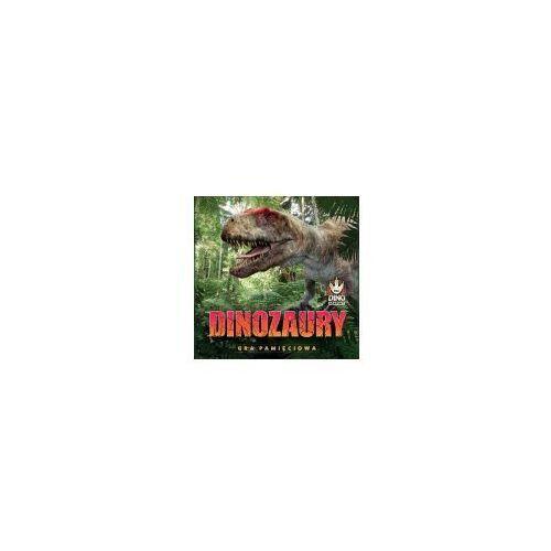 Dinozaury: Gra Pamięciowa - Poznań, hiperszybka wysyłka od 5,99zł!