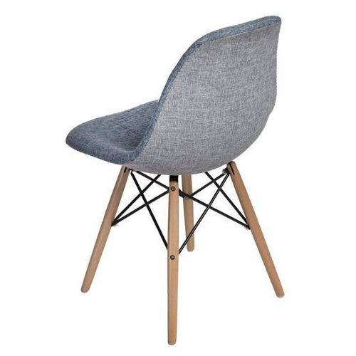 Krzesło P016W Duo niebiesko szare (5902385723015)