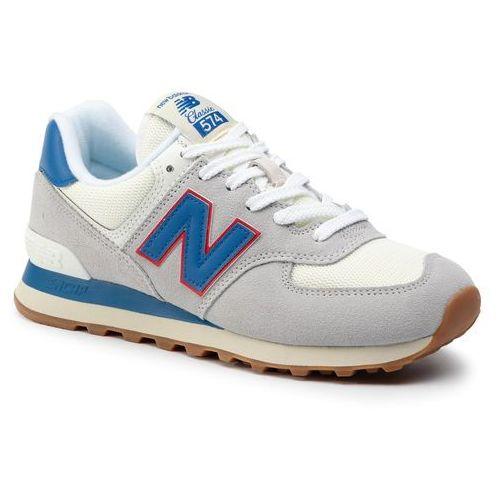 Sneakersy NEW BALANCE - ML574ERH Kolorowy Szary, w 4 rozmiarach