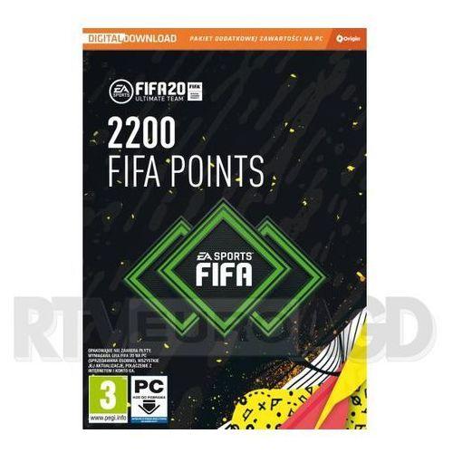 FIFA 20 - 2200 punktów, KGPCFIFA20POI