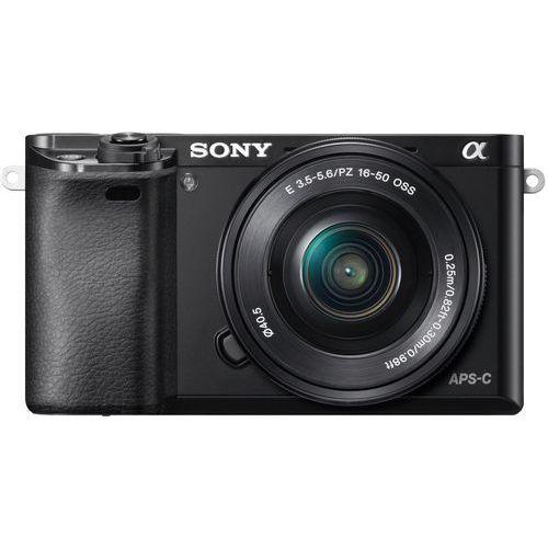 Sony Alpha A6000. Najniższe ceny, najlepsze promocje w sklepach, opinie.