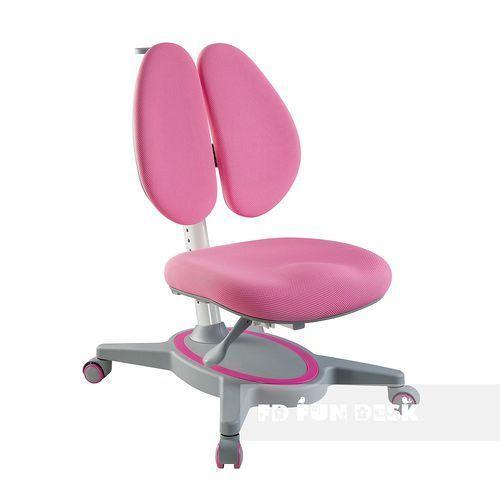 PRIMAVERA II Pink - Ergonomiczne krzesełko z regulacją wysokości FunDesk, FD-PRIMAVERA-II-PINK