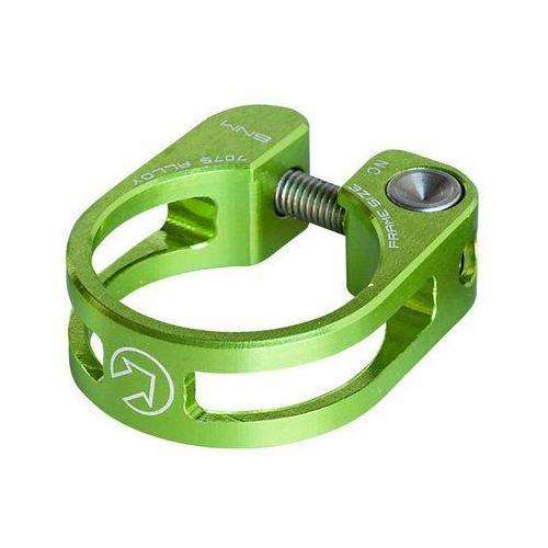 Pro Obejma wspornika siodła 34,9 mm performance zielona-prac0107