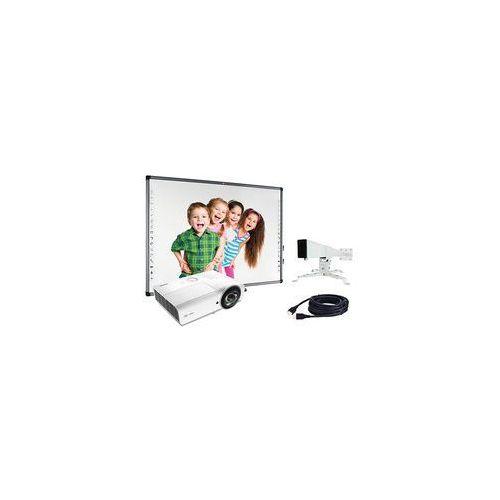 Zestaw Avtek Pro Tablica interaktywna Avtek TT-BOARD 80 Pro + projektor Vivitek DX881ST + WallMount 1200, A3EA-41513