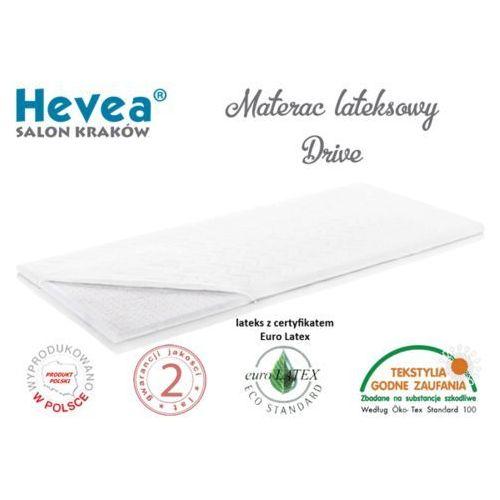 Hevea Materac lateksowy drive 120x60