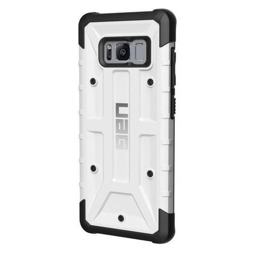 Etui URBAN ARMOR GEAR Pathfinder GLXS8-A-WH do Samsung Galaxy S8 Biały, kolor biały