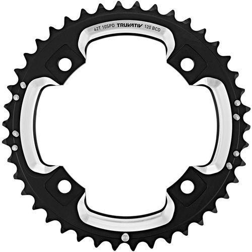 SRAM MTB GXP Zębatka rowerowa 10 rz. 120mm czarny 39 zębów 2018 Zębatki przednie (0710845660610)