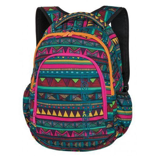 Plecak młodzieżowy prime mexican+śniadaniówka marki Coolpack