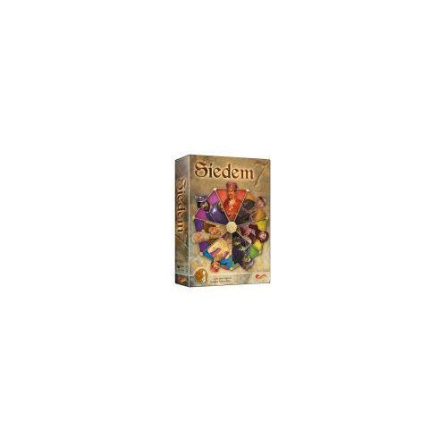 Foxgames Siedem 7 - poznań, hiperszybka wysyłka od 5,99zł!