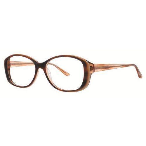 Vera wang Okulary korekcyjne tess honey tortoise