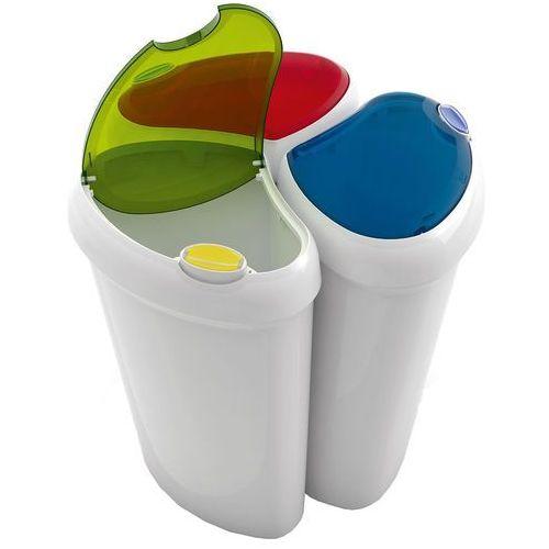 Kis Zestaw koszy na odpady lotus 30l + zamów z dostawą jutro! + darmowy transport! (8013183027537)