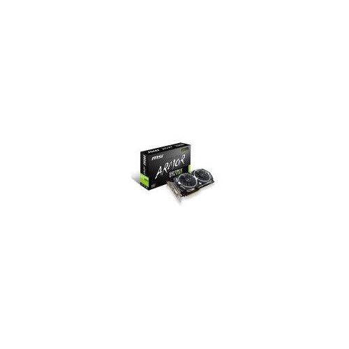 Karta graficzna MSI GeForce GTX 1080 ARMOR OC 8GB GDDR5X (256 bit) 3x DP, HDMI, DVI-D, BOX (GeForce GTX 1080 ARMOR 8G OC) Szybka dostawa! Darmowy odbiór w 20 miastach! (karta graficzna)