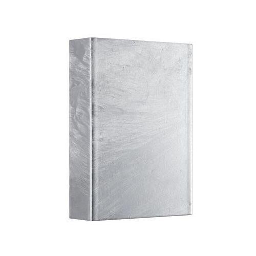 Design For The People by Nordlux Fold Lampa ścienna LED Ocynkowany, 1-punktowy - Nowoczesny/Design - Obszar zewnętrzny - Fold - Czas dostawy: od 10-14 dni roboczych, 45401031