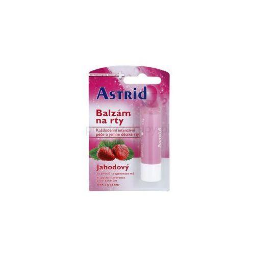 Astrid Lip Care balsam do ust o smaku truskawki + do każdego zamówienia upominek.