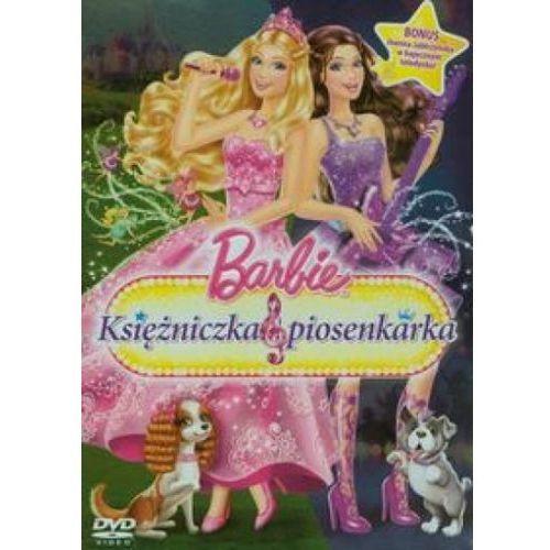 Film TIM FILM STUDIO Barbie Księżniczka i Piosenkarka Barbie: The Princess and the Popstar (film)