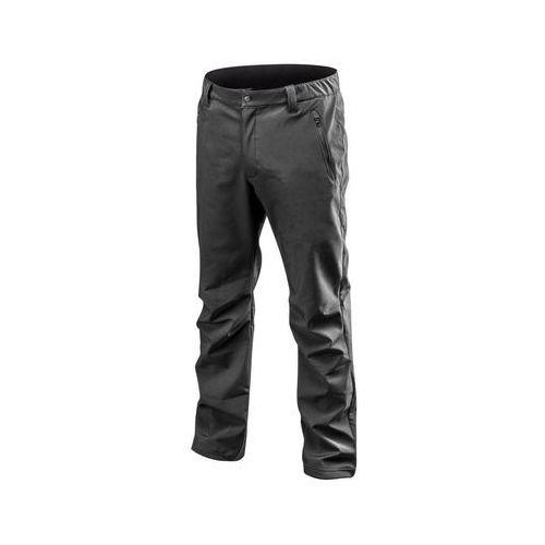 Neo tools Spodnie robocze softshell ocieplane czarne xxl neo
