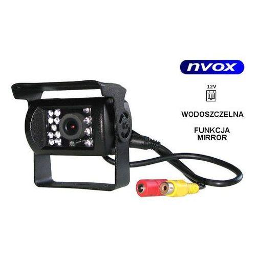 Nvox  gdb1903 ccd samochodowa kamera cofania ccd sharp w metalowej obudowie 12v (5909182422370)