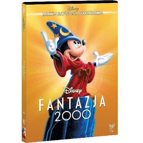 Disney. Zaczarowana kolekcja. Fantazja 2000. DVD z kategorii Filmy animowane