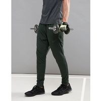 dri-fit fleece joggers in green 742212-332 - green, Nike training, S-XL