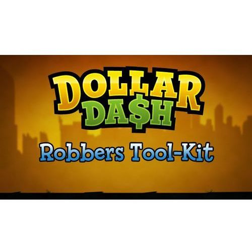 Dollar Dash Robbers Tool-Kit (PC)
