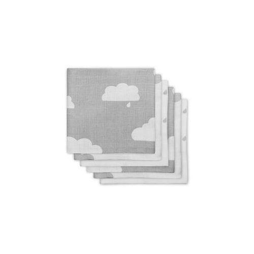 Otulacze �rednie 70x70cm Jollein (szare niebo), 535-849-65057