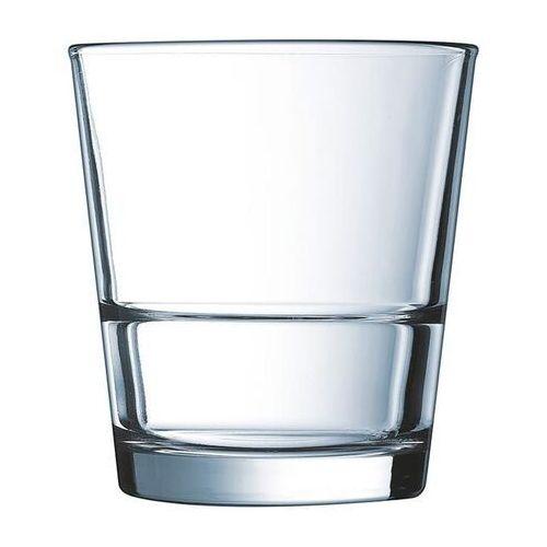 Szklanka niska | różne wymiary | 45-320ml | STACK UP