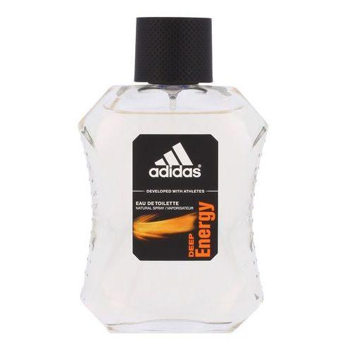 Adidas Deep Energy Men 100ml EdT