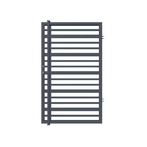 Furtka ogrodzeniowa RUBIN uniwersalna 94 cm z elektrozaczepem POLARGOS (5902360121010)