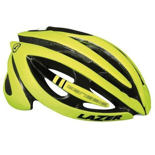 Kask Lazer GENESIS flash yellow