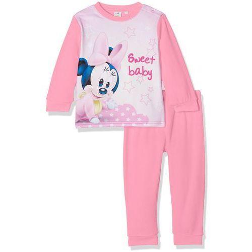 Disney Baby-śpioszki dla dziewcząt spania Minnie Mouse Sweet - 86 rose