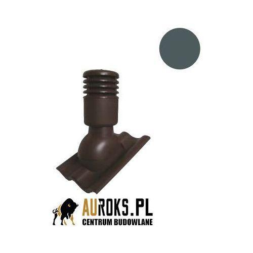 Krono - plast Kominek ocieplony do dachówki betonowej z tworzywa sztucznego pp kdbo 1-3 krono-plast