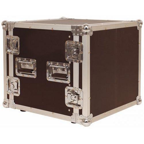 rc-24110-b professional flight case rack 10u marki Rockcase