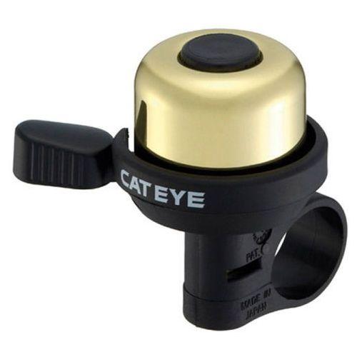 CatEye OH 1000 Dzwonek rowerowy złoty 2018 Dzwonki