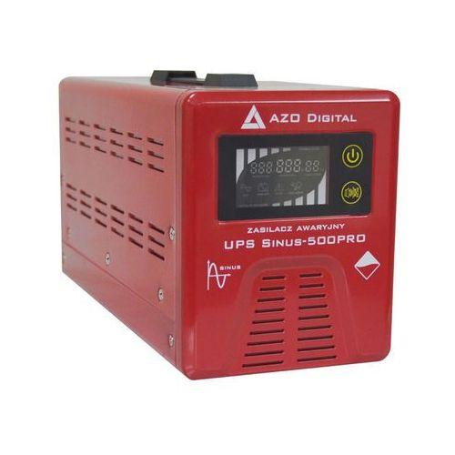 Zasilacz awaryjny (UPS + AVR) 12V Sinus-500PRO 500VA 12V/230V (5905279203075)