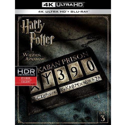 Harry Potter i Więzień Azkabanu 4K (Blu-ray) - Alfonso Cuaron - OKAZJE